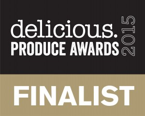 Delicious Produce Award 2015 Finalist